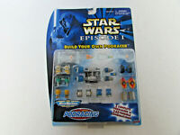 Star Wars Micro Machines Episode I Build your own Podracer