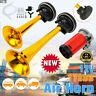 178DB Air Horn Compressor Dual Trumpet Truck Super Loud 12v Train Car Boat Kits