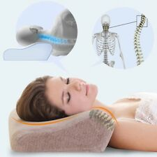 Orthopedic Cervical Pillow New Design Full Size Save your Neck and Stop Snoring