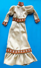 """1976 Cher 12"""" mego doll - Ward'S Exclusive Cloth Version - Cherokee Dress"""
