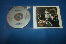 "ELTON JOHN "" THE ONE "" CD SINGLE 1992 NUOVO"