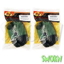 2 x Honda CRF 250 R 18-20 450 R RX 17-20 DT1 Air Filters Pre-Oiled Triple Foam