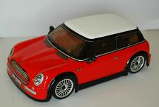 New Mini Clear Lexan Body Shell to suit 1:10 RC touring cars. 260mm 1:8