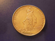 New listing Swiss 1872 Silver Shooting Taler 5 Francs Zurich Top