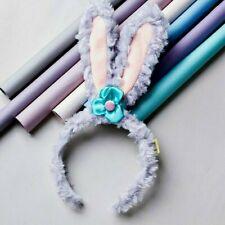 New Disney Duffy Stella Lou rabbit Bear Ears Headband Kid's Gift