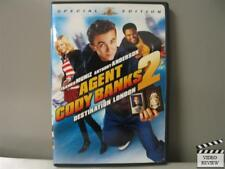 Agent Cody Banks 2: Destination London (DVD, 2004, Special Edition)