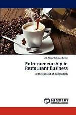 NEW Entrepreneurship in Restaurant Business: In the context of Bangladesh