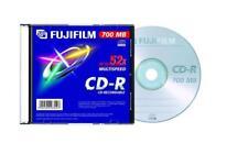 1 X Fujifilm Cd-r Data Discs Recordable 700mb (52x) -