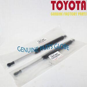 NEW GENUINE OEM LEXUS 02-10 SC430 LUGGAGE COMPARTMENT DOOR SUPPORT SET OF 2