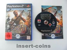 Medal of Honor Rising Sun-PlayStation 2/ps2/pal/USK 18 #40/17