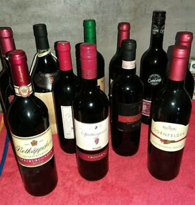 Konvolut Rotweine