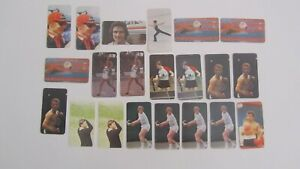 Golden Wonder 1979 All Stars Sports Cards x 30