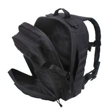 Fast Mover Quick Access Black Tactical Backpack Rothco 2290