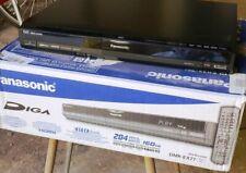 lettore dvd recorder PANASONIC MOD.DMR-EX773ECK DVB-T HDMI USAB HDD160 GB Nuovo!