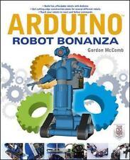 Arduino Robot Bonanza by Gordon McComb (2013, Paperback), New