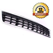 Front Bumper Grille With Chrome Trim Audi A4 B6 2000 - 2004 Saloon / Avant Only