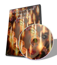 Develop Your Psychic Ability with Binaural Beats & Isochronic Tones CD!