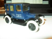ERTL 2519NI British Toy & Hobby Fair 1992 - 1925 Ford Model T Fordor Sedan