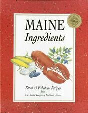 Maine Ingredients by Maine Junior league of Portland