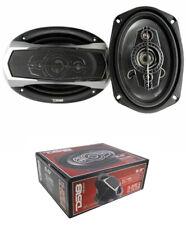 6x9 5-way Loud Speakers 520 Watts Max Coaxial Speakers Pair  SLC-N69X DS18
