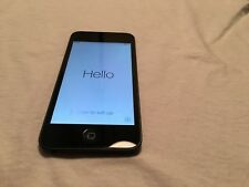 Apple iPod Touch 5th generation for parts or not working PLEASE READ DESCRIPTION