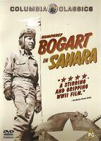 Sahara Humphrey Bogart Lloyd Puentes J Carrol Naish Columbia GB DVD Nuevo