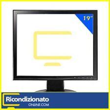 "Monitor 19"" 4:3 LCD varie marche  Grado B"