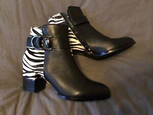 Moda In pelle Boots 5