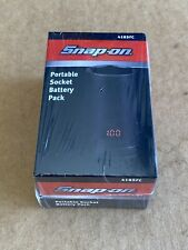 News! Snap-On Tools Portable Battery Pack Socket Lithium Ion Charger USB Port 5V