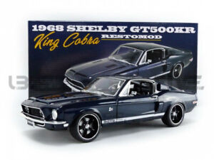 ACME 1/18 - FORD MUSTANG SHELBY GT500 KR - KING COBRA RESTOMOD - 1801843