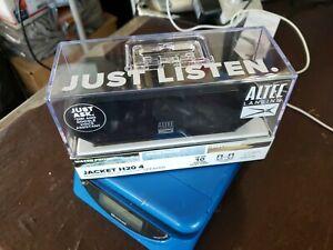 Altec Lansing Jacket H20 4 Rugged Bluetooth Speaker Black or Green