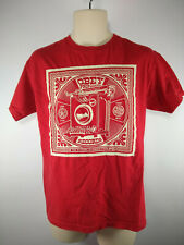 Mens Shepard Fairey Obey T-Shirt - Size Medium - Good Condition!