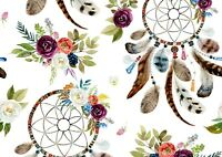 Tribal Dream Catchers Poster Size A4 / A3 Native American Poster Gift #12519