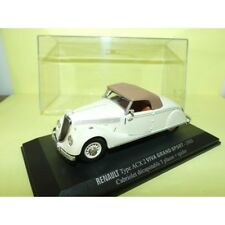 RENAULT VIVA GRAND SPORT TYPE ACX 2 1935 NOREV Collection M6 1:43