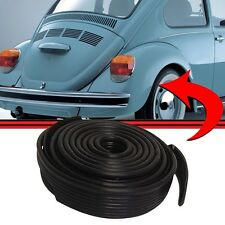 VW BUG Classic AIRCOOLED SUPER BEETLE REAR FENDER BEADING 2 pcs BLACK Type 1 2