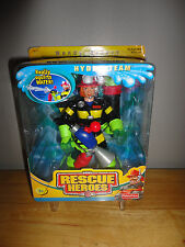 2002 Fisher-Price RESCUE HEROES HYDRO TEAM WENDY WATERS Figure *NEW*