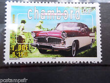 FRANCE 2000, timbre 3320 VOITURES ANCIENNES SIMCA CHAMBORD neuf** CARS, VF MNH