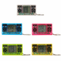 Mini Console Handheld Retro Keychain Game with 26 Games Built in Pocket Arcade