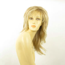 mid length wig for women blond blond clear wick ref: NINON 15t613  PERUK