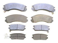 MITSUBISHI SHOGUN PAJERO MOST MODELS MINTEX FRONT & REAR BRAKE DISC PADS NEW SET