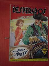 DESPERADOS DI J.MALLORQUI N° 175-A- DARDO 1958 -RARO ROMANZO COLLANA DEL COYOTE
