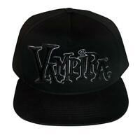 Kreepsville 666 Vampira Repeat Gothic Punk Horror Baseball Snapback Hat HBVBR
