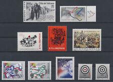 LM78974 World paintings war & peace fine lot MNH