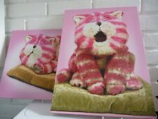 Bagpuss Canvases Children's Pictures X2