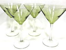Beautiful Martini Glasses a Set of 4 - 8oz Glass