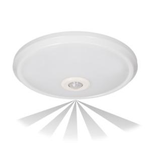 LED Deckenleuchte Deckenlampe mit Bewegungsmelder PIR Sensor 12W Flur Diele Flur