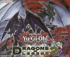 Dragon Dragons of Legend 2 Individual Yu-Gi-Oh! Cards