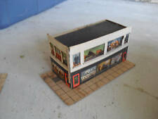 Vintage Card Stock HO Scale Bon Ton Building LOOK