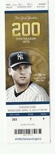 2014 NY NEW YORK YANKEES VS CHICAGO CUBS TICKET STUB 4/16/14 DEREK JETER