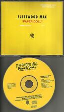 Stevie Nicks FLEETWOOD MAC Paper Doll 1992 USA PROMO DJ CD Single MINT PROCD5872